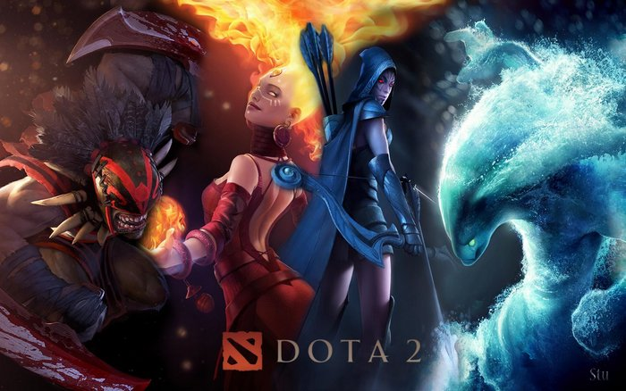 Dota 2 Wallpaper HD #13524 Wallpaper Game Wallpapers HD.